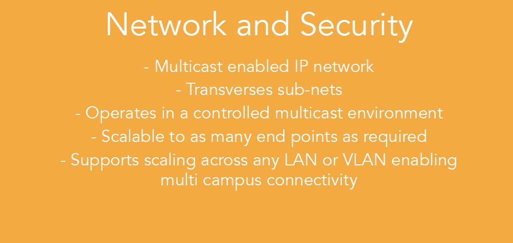 Xest Networks and Security