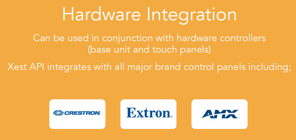 Xest Hardware Integration